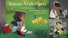 Science Wide Open: Children's Books about Women in Science project video thumbnail