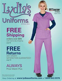 9ffb317c94a Hospital uniforms, Dickies scrubs & Nurse uniforms | Catalogs Worth  Checking Out | Online clothing stores, Scrubs