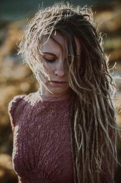 Dreadlocks Model - Home White Girl Dreads, Dreads Girl, Tribal Hair, Beautiful Dreadlocks, Hippie Hair, Dreadlock Hairstyles, Hair Reference, Face Hair, Dream Hair