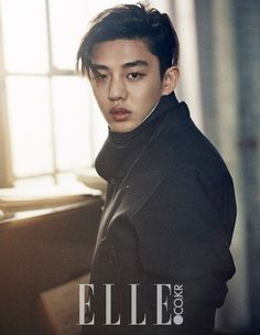 Yoo Ah In and Kim Hee Ae Move Their Secret Love Affair to the Pages of Elle Korea | A Koala's Playground