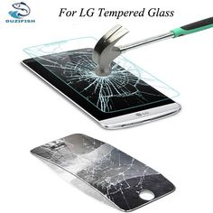 OUZIFISH 9H tempered glass For LG X Screen CAM POWER style/ Skin X5 K8 screen protector protective guard film front case cover