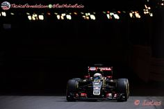 Lotus – Renault en la recta final