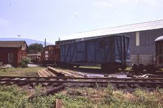 Original Slide of Central of Georgia Caboose Wood Boxcar Southern Railways, Norfolk Southern, Boxcar, Savannah Chat, Georgia, The Originals, House Styles, Wood, Ebay