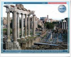 EL FORO ROMANO (Presentación de Historia) Socialism, Science Area, Social Science, Romans, Scenery