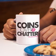 Coin Over Chatter with DeluxHair's affiliate partner Boss Chick Magic. Learn how to put your money above the chit-chatter to start your work week off on the right foot. Mother Christmas Gifts, Mother Gifts, Natural Haircare, Best Friend Gifts, Gifts For Dad, Coins, Magic, Chronic Illness, Spotlight