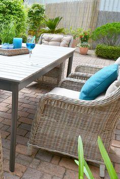 Teak Sitzgruppe Garten Garnitur Tisch (240×100) Und 8 Sessel ... Tipps Fur Passende Gartenmobel