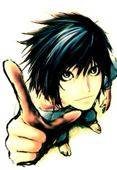"Death Note ~~  ""L"" Forever - Regardless of what the damned mangaka has to say about it!!"