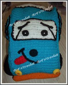 εϊз Art n Crochet εϊз: Um mimo pro meu filhote