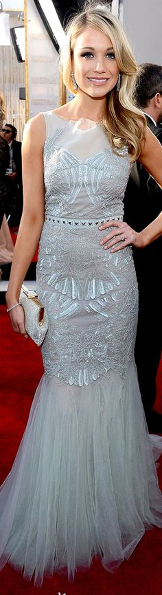 SAG Awards 2013: Red Carpet Dress