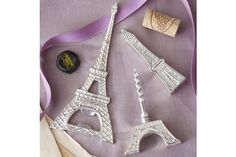 Eiffel Tower Bottle Opener & Corkscrew ~ i want this!