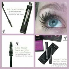So very excited for the new 3D Fiber Lash mascara plus!! The results are amazing. You can go to my website at www.youniqueproducts.com/paigeb and order yours. It is definetly a must have!!!!