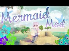 Mermaid Tail Mod 1.7.10/1.7.2/1.6.4 | Minecraft Mods | Minecraft 1.8.8, 1.8, 1.7.10