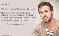 Do as Ryan says #relay