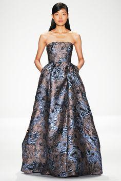 Badgley Mischka Fall 2014 Ready-to-Wear Fashion Show 7d489d8a7c0