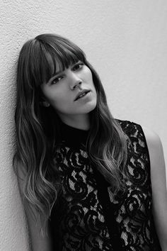 We speak to Danish model Freja Beha Erichsen about how she maintains her particular brand of nonchalant cool