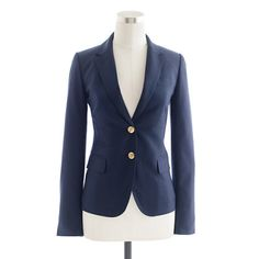 Collection schoolboy blazer in Italian cashmere.  Not available in my size wth.