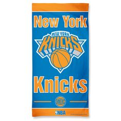 New York Knicks Beach Towel - Enthoozies