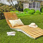 Gartenliege Holz Selbst Gebaut|Gartenliege Selber Bauen Selber Machen Heimwerkermagazin