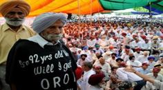 How OROP stalemate can be broken Read complete story click here www.thehansindia.com/posts/index/2015-08-15/How-OROP-stalemate-can-be-broken-170128