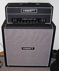 The Hiwatt Custom 100 DR103