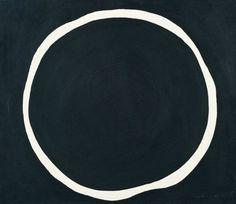 outtsidethelines:    thebeautyofnothingness:    art-documents:    Jiro Yoshigara / White Circle / 1969