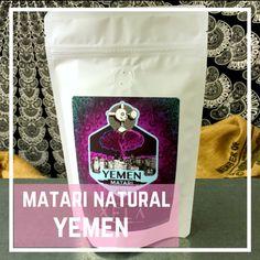 Coffee from YEMEN MATARI by XELA Coffee Roasters