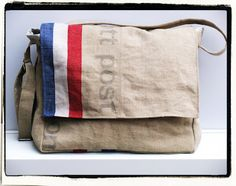 bag made by old dutch postsack