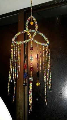 Rain drop beads