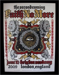 Faith No More second coming tour