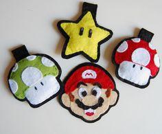 Mario felts