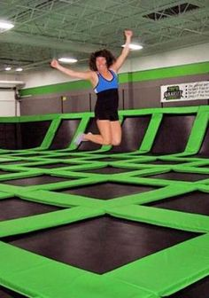 Zero Gravitya Trampoline Park In The Cities