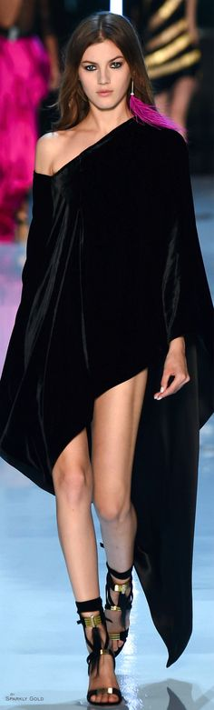 Alexandre Vauthier Fall 2015 Couture