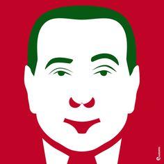 Silvio Berlusconi. Expresidente del Consejo de Ministros de Italia.    -  Autor: Eduardo Luzzatti.