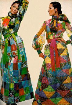 1970's fashion - photo by bert stern