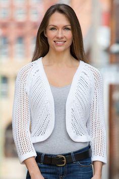 Runway Waterfall Stripe Handmade Cotton Cardigan Sweater ...