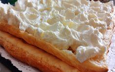 Tarta rápida de fresas Camembert Cheese, Dairy, Food, Cream Cheeses, Custard, Cake Recipes, Desserts, Strawberries, Meal