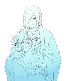 mitsuki and orochimaru