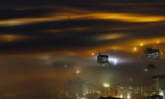 Cities in the Clouds and Fog from Around the World, http://itcolossal.com/cities-clouds/