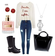 """""""Untitled #32"""" by sophiemily-1 on Polyvore featuring Rachel Zoe, Massimo Castelli, Michael Kors and Marc by Marc Jacobs"""