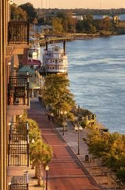 Roys Riverboat Landing balcony...where Scott asked me to be his wife... overlooking Cape Fear River...love this !