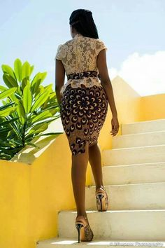 Due to popular demand, we bring you another gorgeously sown Ankara styles for our Valentine's day special edition. Your…