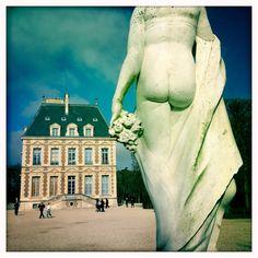 At the beautiful #parc de sceaux #paris