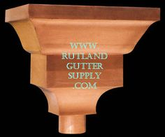 46 Best Gutters Scuppers Amp Downspouts Images Roof
