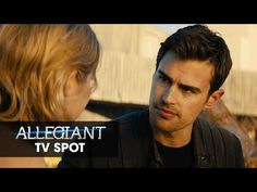 "The Divergent Series: Allegiant Official TV Spot – ""Together"" - OMG SO BEAUTIFUL I GOT THEM CHILLS AHHHH CAN'T WAIT <3"
