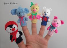 The product Finger Puppets/Пальчиковые игрушки is sold by AgnesaHandmade in our Tictail store.  Tictail lets you create a beautiful online store for free - tictail.com