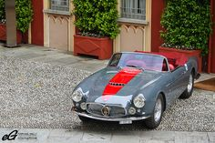Maserati A6G/54 GT Spider   Villa d'Este 2013
