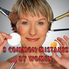 Five Common Mistakes Women Make With Their Complexion