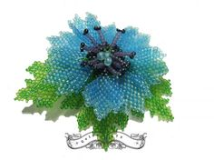 Souvenirs d'été  Brooch by GelseyNyx on Etsy, $25.00