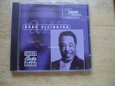 Duke Ellington Cd Original Original Jazz Classics Collection