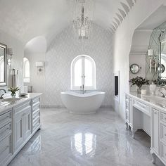 Master Bathroom Ideas – Just like your master bedroom, you need to make the best of your master bathroom as well. Regardless of your style and taste, this space is surely a perfect spot for you to add elegance to your overall home. Here are 15 gorgeous master bathroom ideas that will inspire you on your upcoming redecorate.
